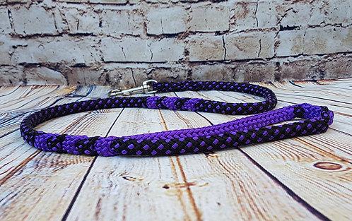 Violet Dotty-Acid Purple