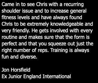 Jon Horsfield