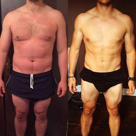 15 Week Transformation