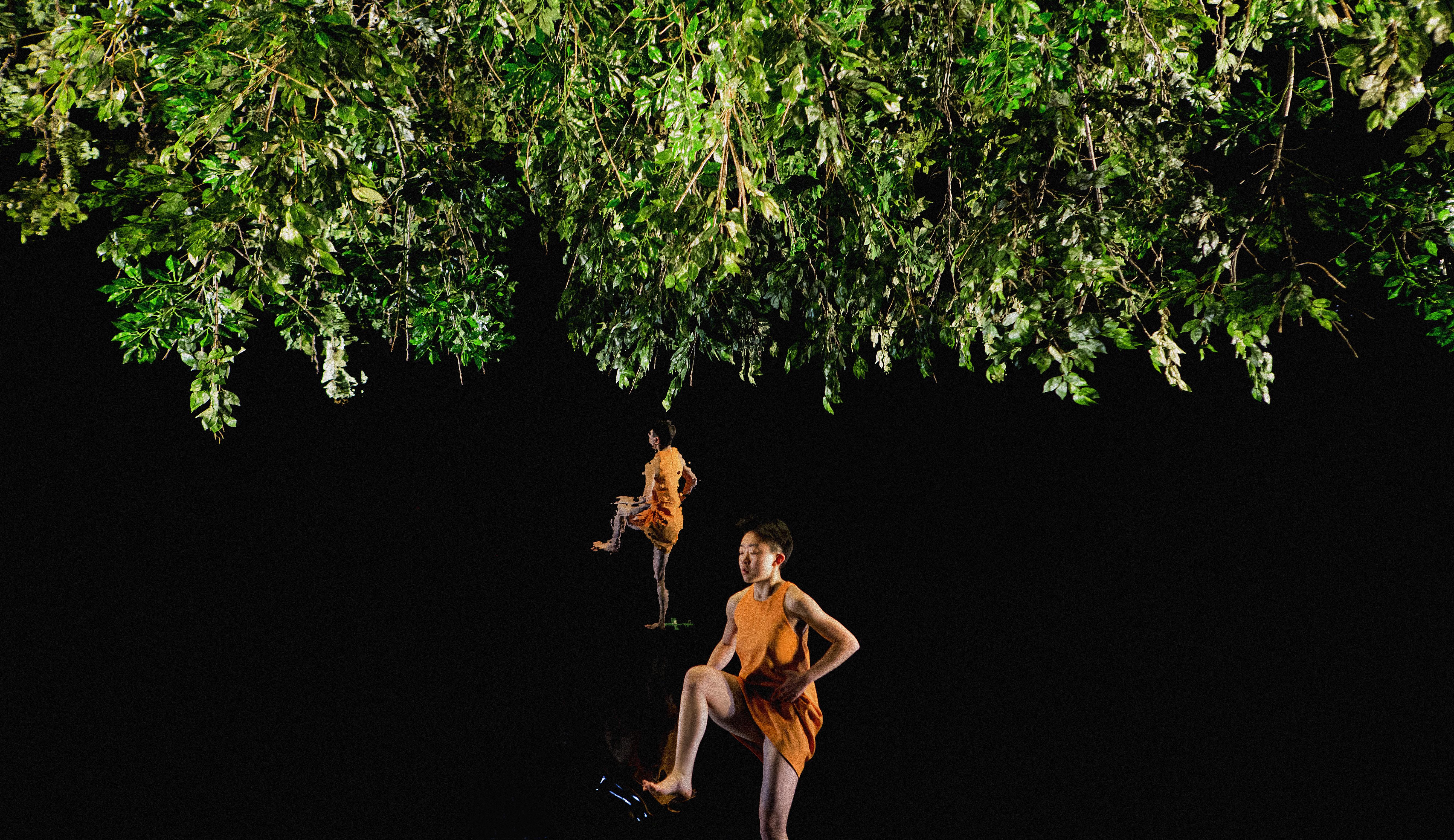 2017 아트프로젝트보라 인공낙원 (대학로예술극장2)