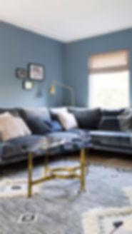 simple clean look in blue and brass .jpg