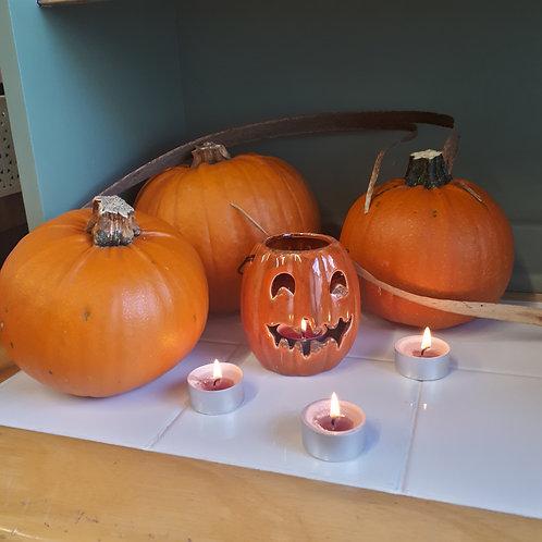 Jack-O-Lantern Tealights