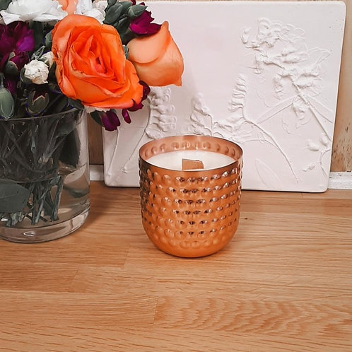 Copper Soy Wax Candles