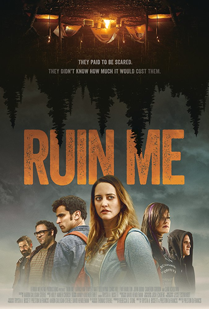 Ruin Me New Poster