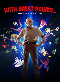 With Great Power Stan Lee Poster