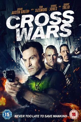CROSS WARS ALT POSTER