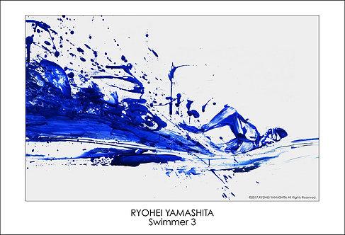 ジクレーポスター 【Swimmer 3】