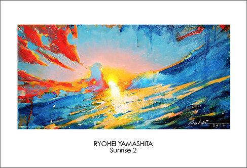 ジクレーポスター 【Sunrise 2】