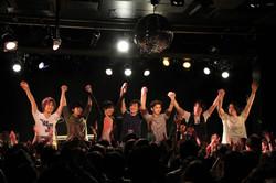ソノダバンドとアートセッション