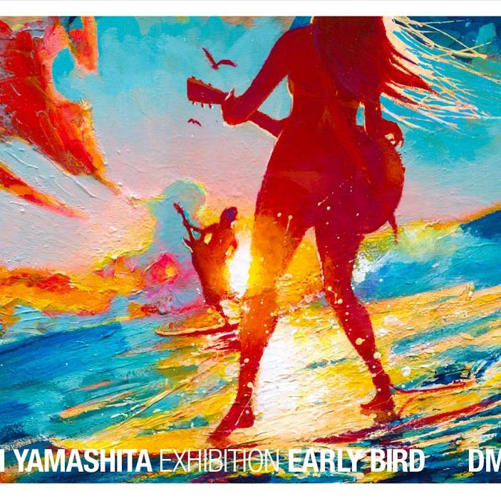 大阪個展「EARLY BIRD」