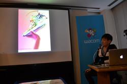 Wacom Creative Seminar出演