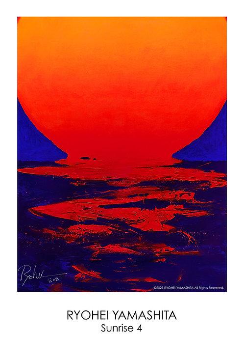 ジクレーポスター 【Sunrise 4】