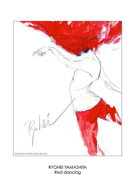 ダウンロード版【Red dancing】