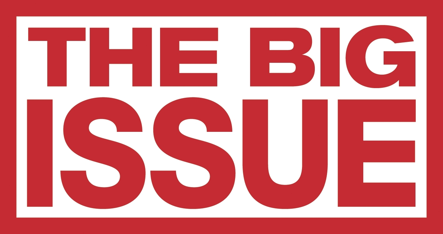 THE BIG ISSUEに作品掲載