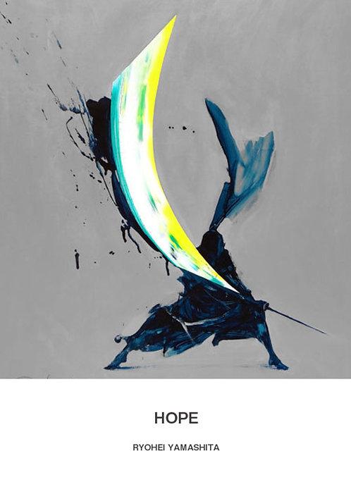 HOPE RYOHEI YAMASHITA 山下良平アートブック