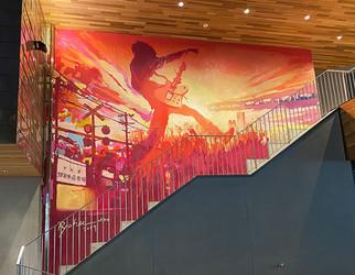 シモキタフロント壁画