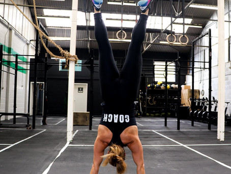 3 things to help improve your Handstand!