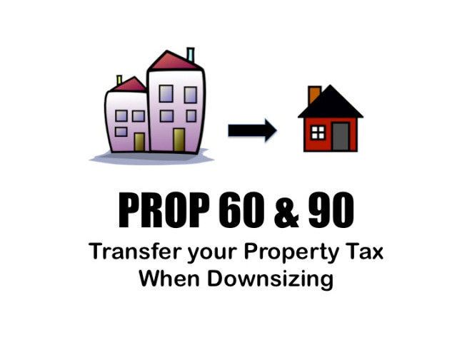 Want to Take Your Property Tax Bill With You?