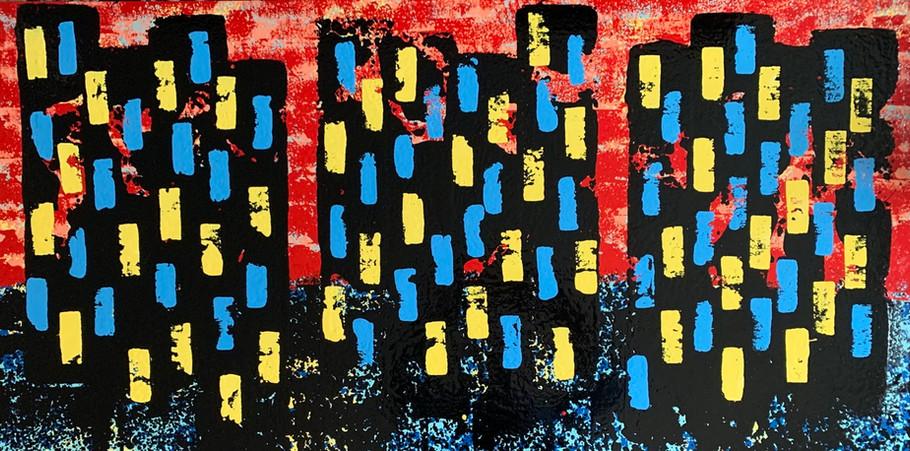 Uptown, Stephen Bergeron
