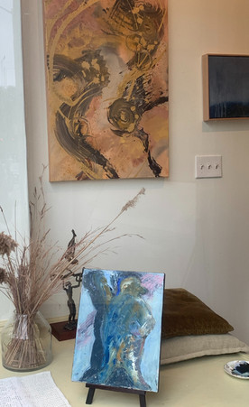 Bear, Frank Capezzera Desert Rose, William Ho