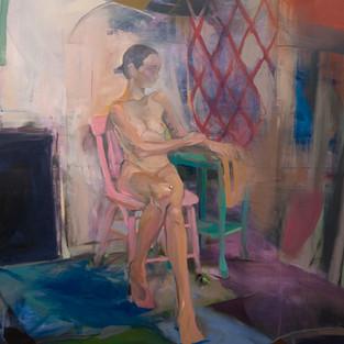 Abby, artist Holden Willard