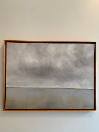 Big Grey (shown with frame)