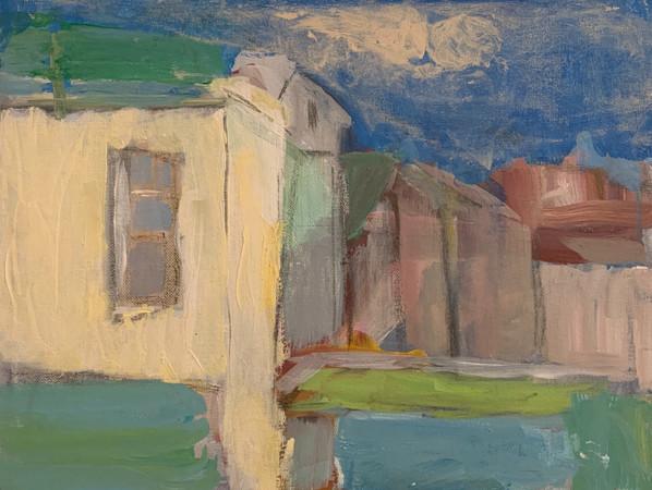 Somewhere Near Marnay,  Barbara Trachtenberg
