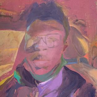 Darren, artist Holden Willard