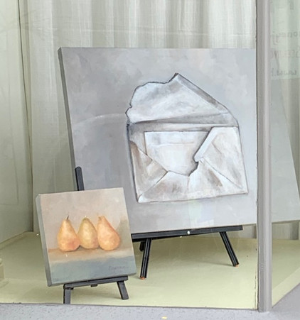 Three Pears,  Opening