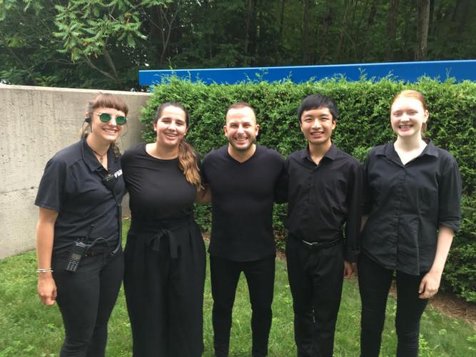 L'Orchestre des jeunes du mont-Royal au Festival Lanaudière en 2019
