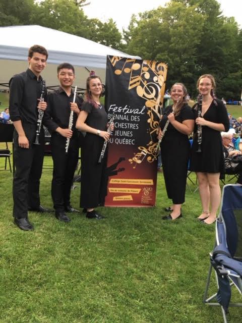 OJMR au Festival Lanaudière en 2019