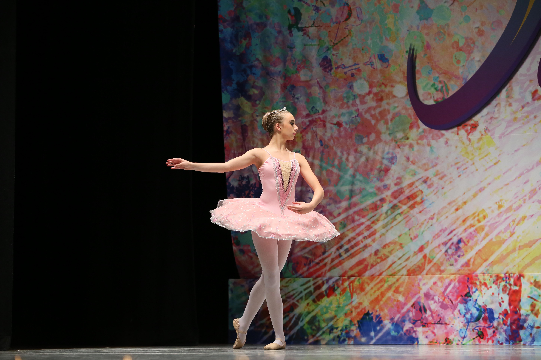 Clase de prueba Ballet