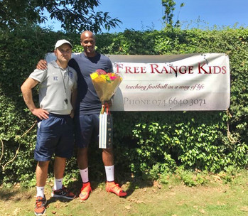 Great Meeting; Tom Elliot and Free Range Kids