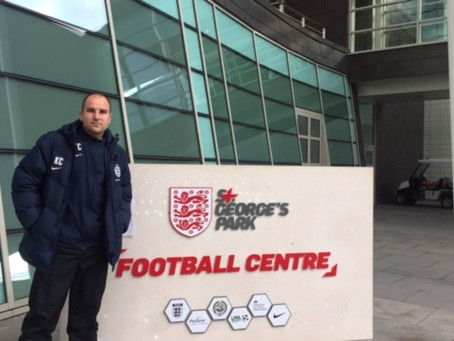 St George's Park England National Football Centre, Free Range Kids head coach has participated t
