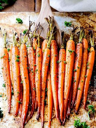 Root & Marrow Farm Roasted Carrots