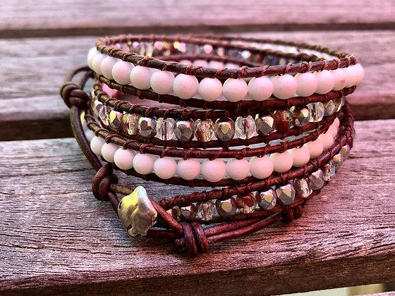 4 & 5 Wrap Bracelets