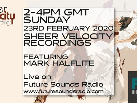 Archive of the 23rd February Sheer Velocity Radio Show