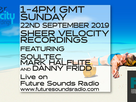 September SVr Show with soulTec, Mark Halflite and Danny Fridd