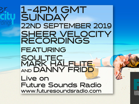 September SVr Show with soulTec, Mark Halflite and Danny Fridd