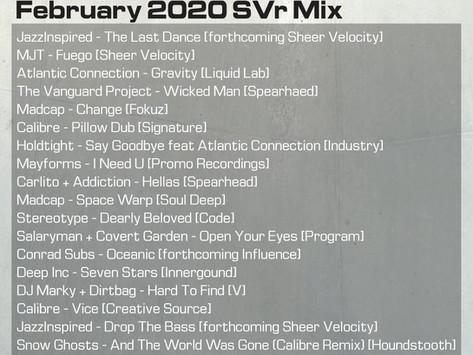 SVr April 2020 Mix