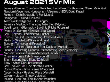 August 2021 SVr Mix