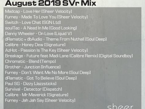 August 2019 SVr Mix