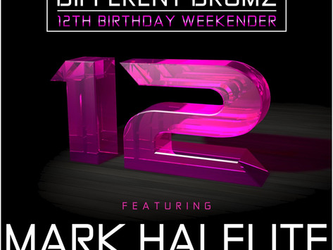 Different Drumz 12th Birthday Double Weekender Guest Mix