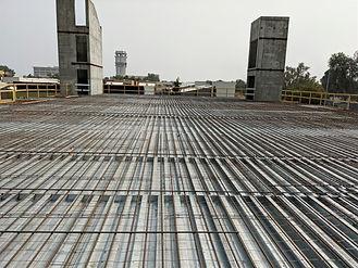 rebar mesh deck