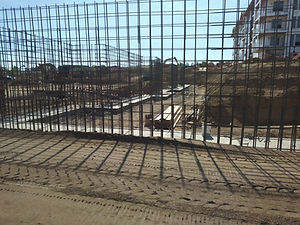 rebar concrete reinforcement