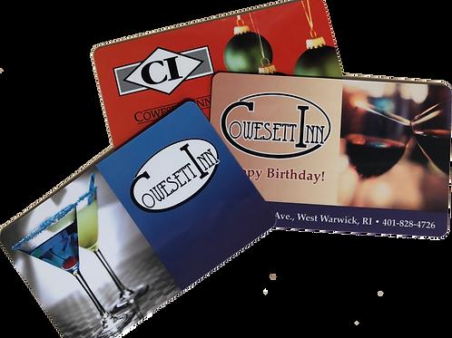 CI Gift Card - $25