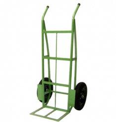 Carro Armazém Reforçado C/ rodas Pneumatica
