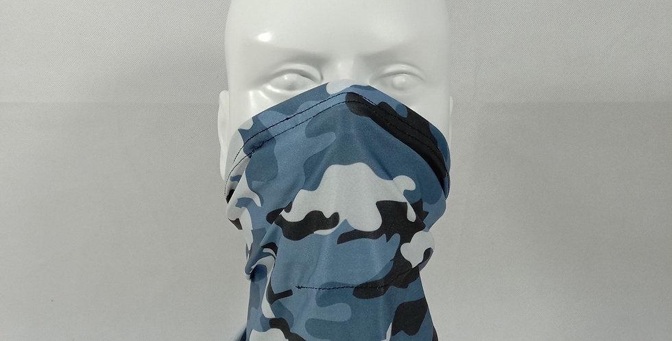 Balaclava Bandana face mask Multi Use Snood Scarf Neck With 2pcs Filter