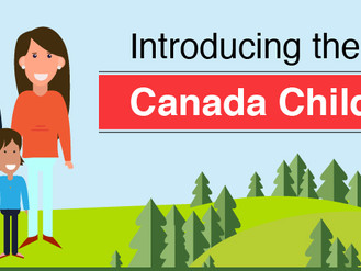 The New Canada Child Benefit