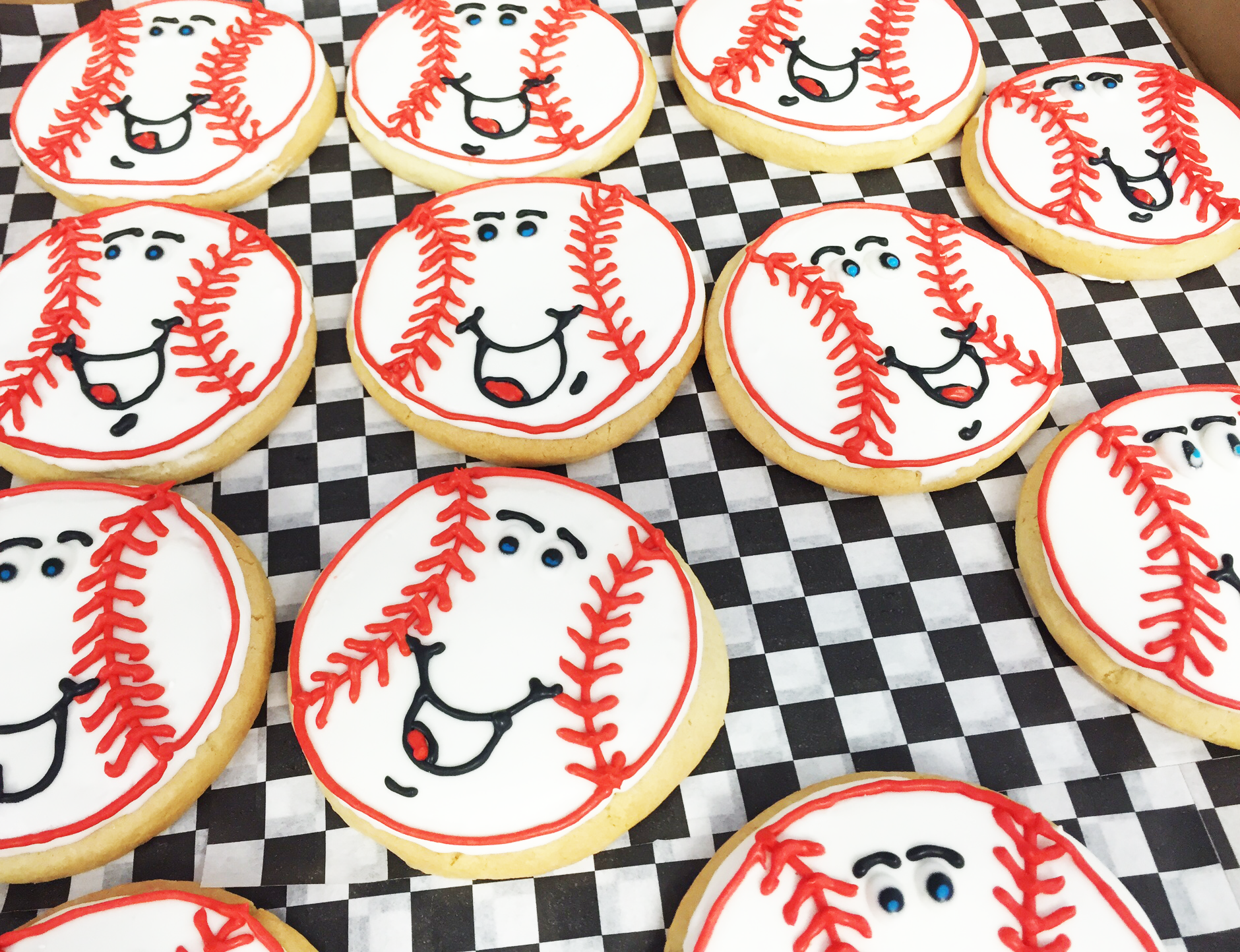 baseball-cookie